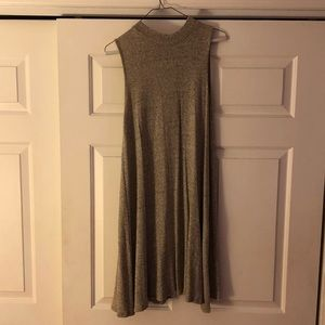 Women's midi shift dress